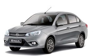 proton saga flx car rental