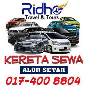 car rental langkawi price